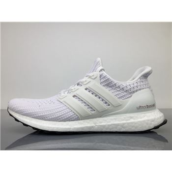 e3c8ee1203f41 Adidas Ultra Boost 4.0 BB6168 White Black Real Boost