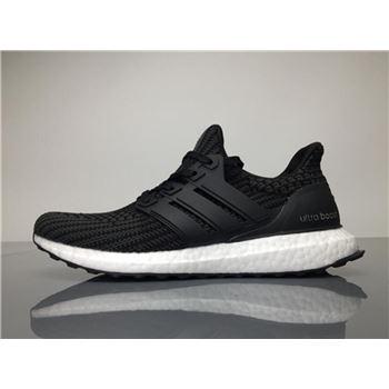 3c9054b7d Adidas Ultra Boost 4.0 BB6149 Black White Real Boost