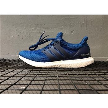 7598e5df5 Best Price Original Adidas Ultra Boost 3.0 Real Boost Blue AQ8841