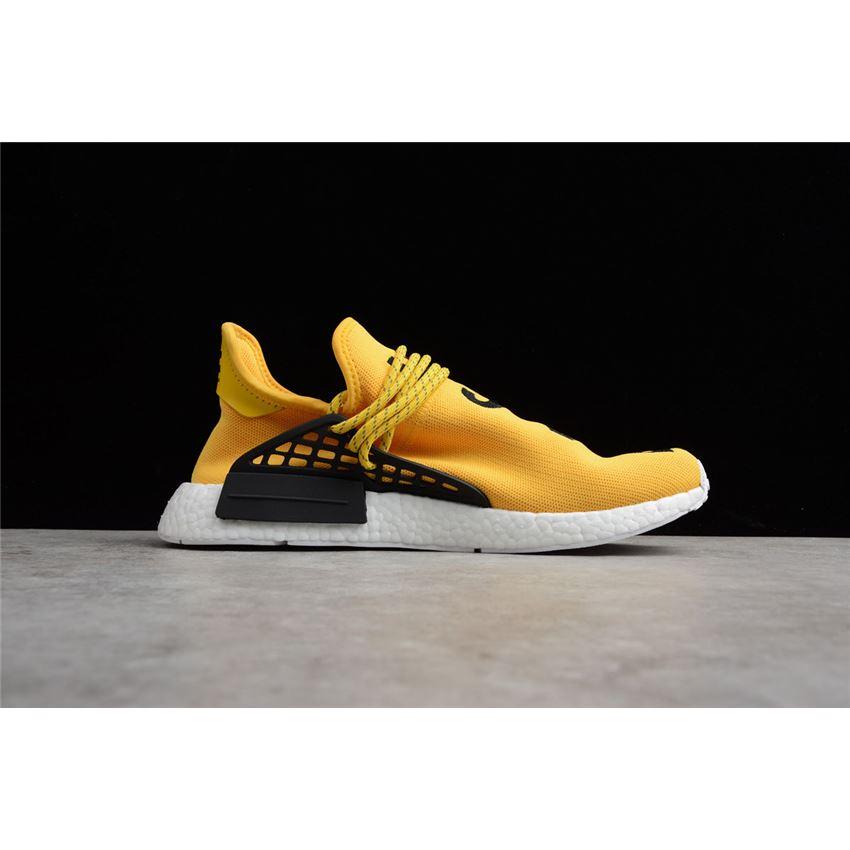 9cfe9d64e03 Pharrell Williams x Adidas NMD Human Race EQT Yellow Yellow White ...