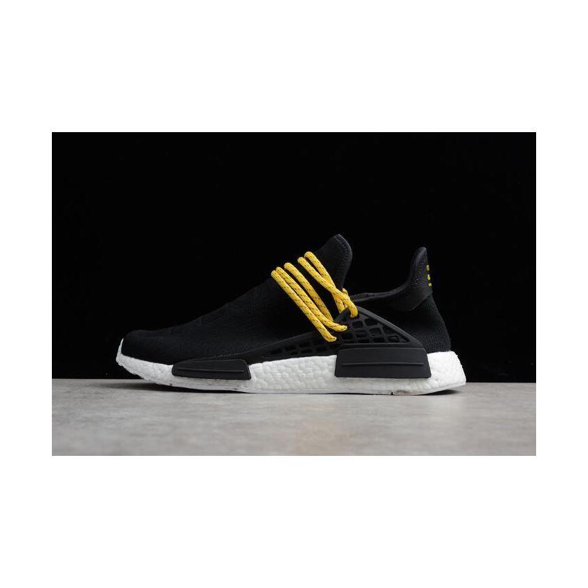 Pharrell X Adidas Boost Human Race Nmd Black White Bb3068