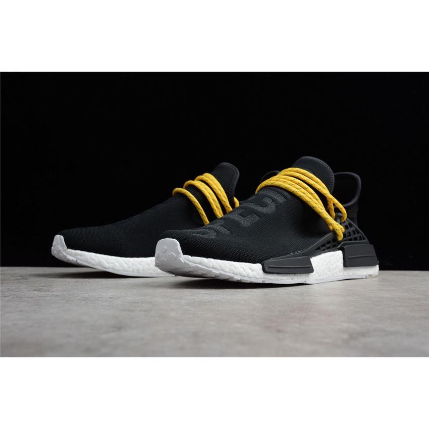cc3984210 Pharrell x Adidas Boost Human Race NMD Black White BB3068 ...