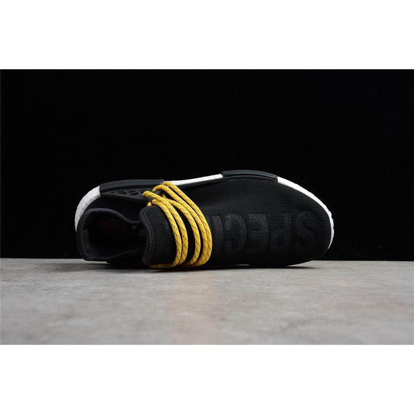 classic c6129 854e8 Pharrell x Adidas Boost Human Race NMD Black/White BB3068 ...