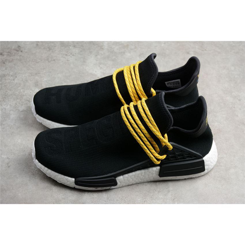 classic 48f77 17709 Pharrell x Adidas Boost Human Race NMD Black/White BB3068 ...