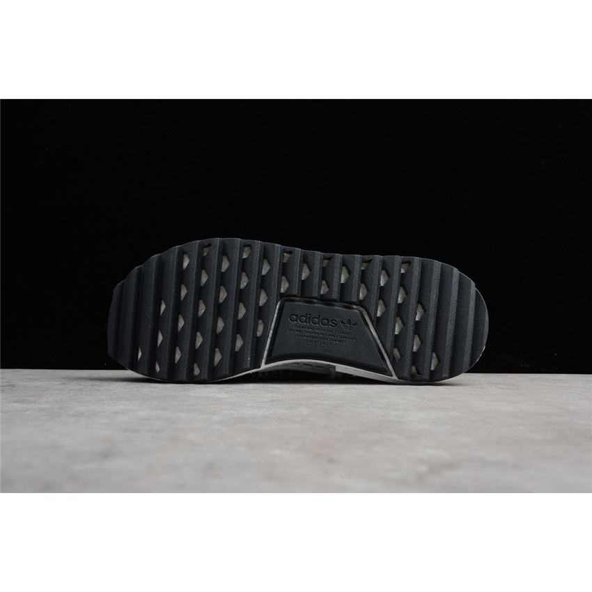 0229e059dacf9 Men s Pharrell x Adidas NMD Hu Trail Core Black Footwear White AC7359