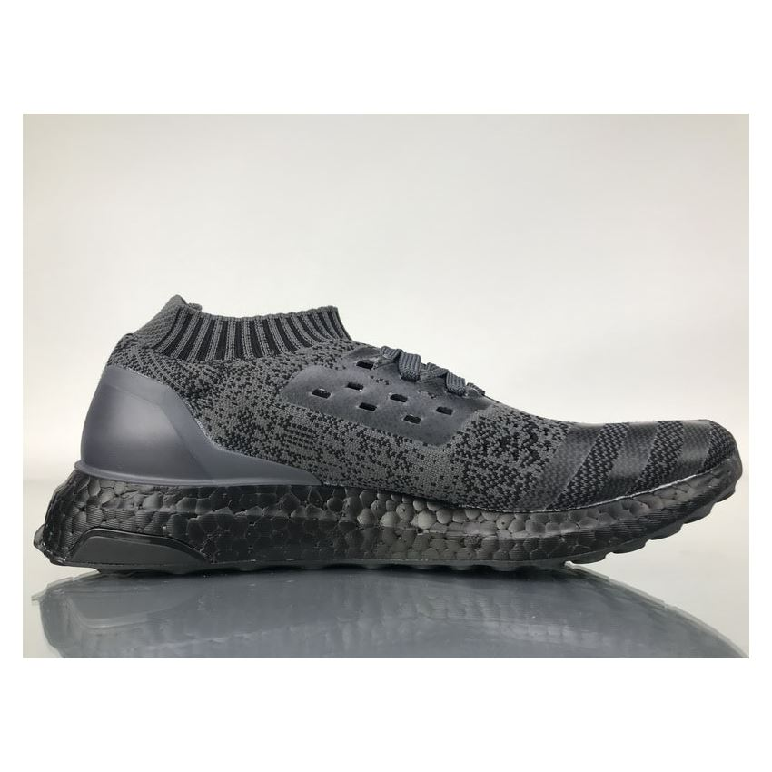 low priced 4e0be 79095 Adidas Ultra Boost Uncaged Triple Black Real Boost BA7996 ...
