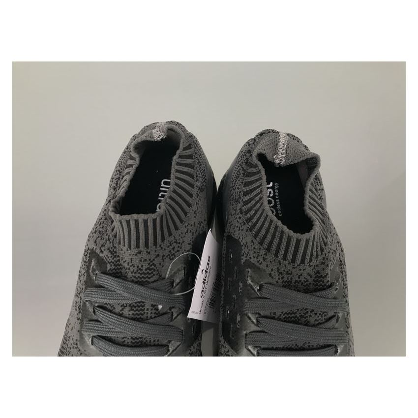 low priced 52fba 3d704 Adidas Ultra Boost Uncaged Triple Black Real Boost BA7996 ...