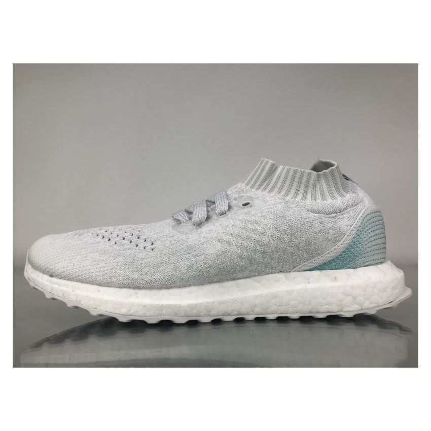 huge selection of 2ec8f 41b2e Parley x Adidas Ultra Boost Uncaged Deep Sea Real Boost ...