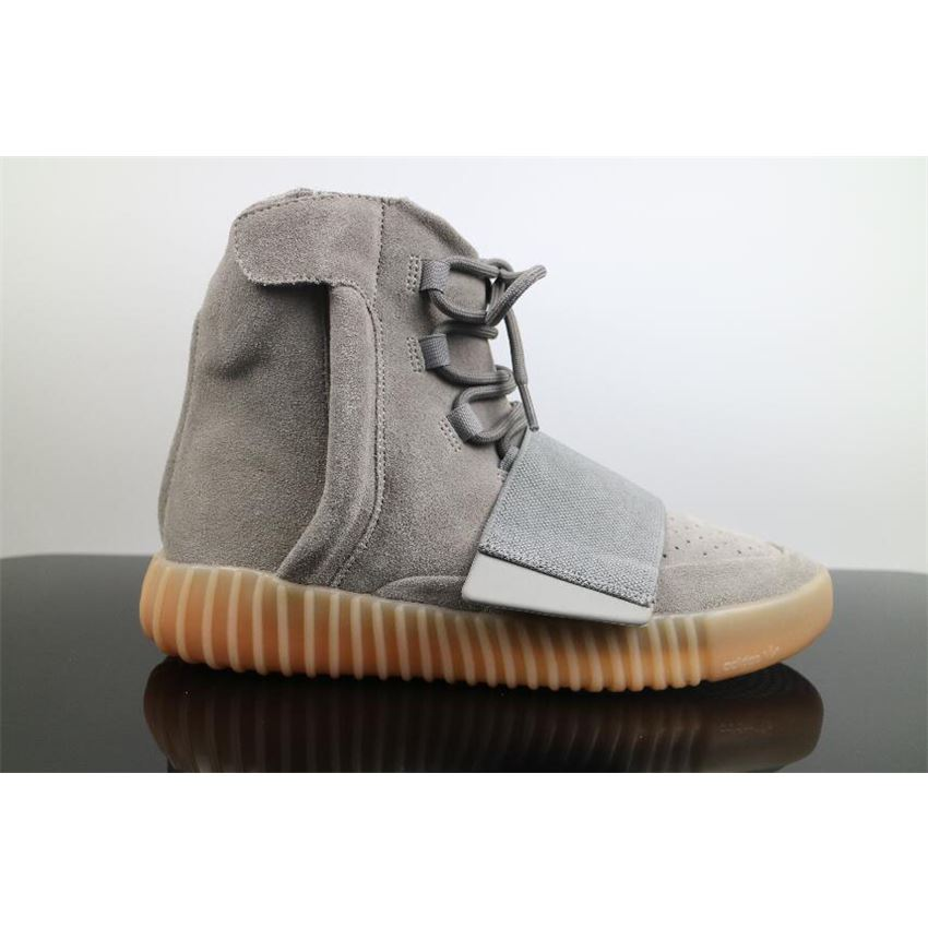 finest selection 3b116 1094f Best Price Authentic Adidas Yeezy 750 Boost Grey Gum BB1840 ...