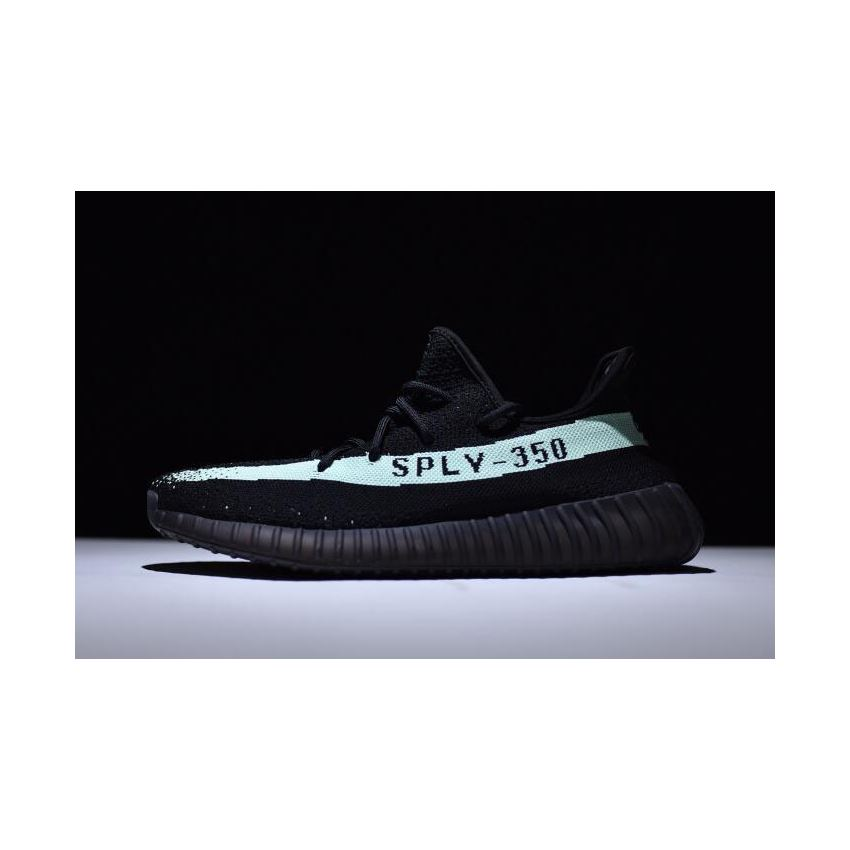 41153f7f599f4 New Adidas Yeezy Boost 350 V2 Black Green Men s and Women s Size ...
