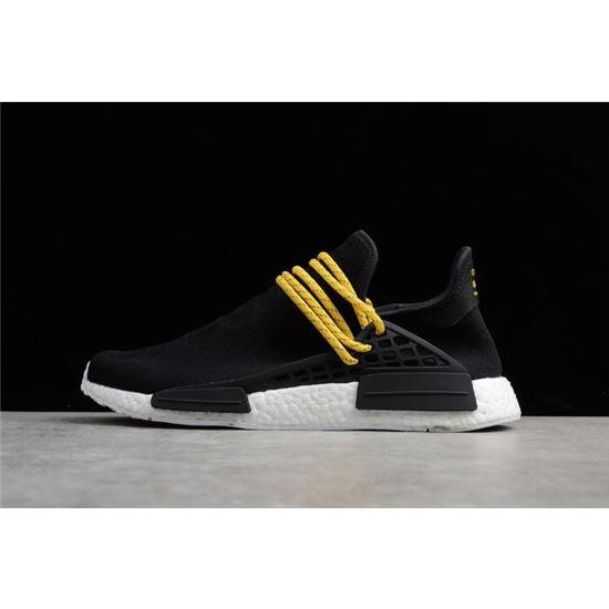 classic b8f3f b9d05 Pharrell x Adidas Boost Human Race NMD Black/White BB3068 ...