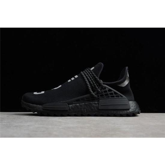 Pharrell x Adidas NMD Hu Trail N.E.R.D Core BlackReflective