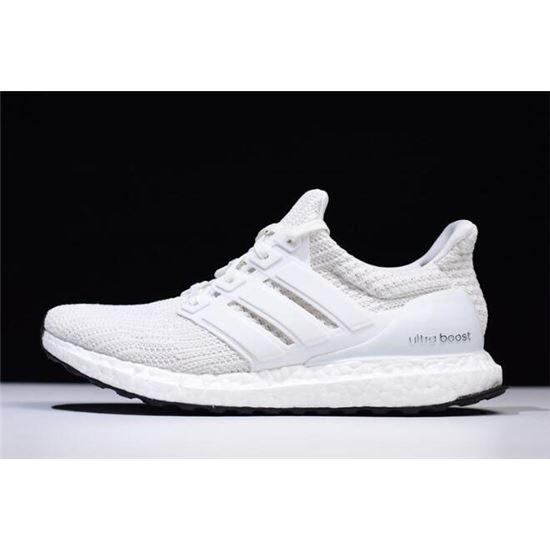 Adidas Ultra Boost 4.0 Triple White Footwear WhiteCore