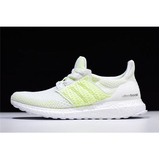 ef6eb9bb14111 2018 Adidas Ultra Boost Clima Shock Yellow AQ0481